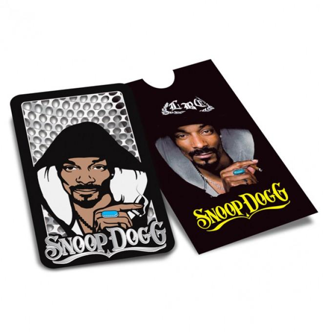 Snoop Dogg Grinder Card